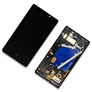 Écran Vitre tactile NOIR + LCD Nokia Microsoft 930