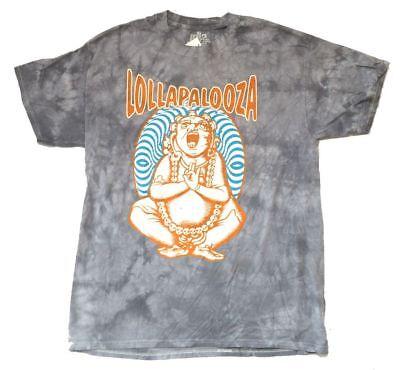 Lollapalooza 1992 Tour Concert Festival Unisex White T shirt S-5XL Front /& Back