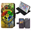 HARRY-POTTER-HOGWARTS-Wallet-Flip-Phone-Case-iPhone-4-5-6-7-8-Plus-X-comp thumbnail 5