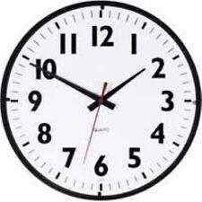 WESTCLOX 32067 14 Round Office Wall Clock