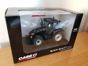 Uh Case / ih Maxxum 145 Cvx tracteur édition limitée Black Beauty 1/32