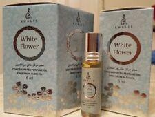 Box Mit 6 Weiße Blume 6ml Von Khalis Jasmin Lilie Rose Moschus Parfümöl