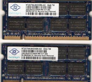 2GB Compaq Business Notebook nc4400 nc6320 MEMORY RAM