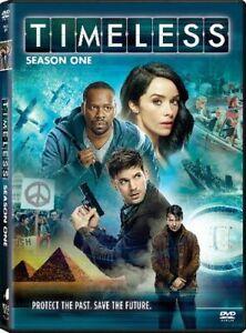 Timeless-Season-1-First-Season-4-Disc-DVD-NEW