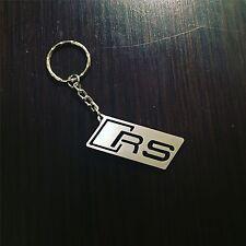 Audi RS Keyring Key Ring Keychain Schlüsselanhänger Porte-Clés RS3 RS4 RS5 RS6