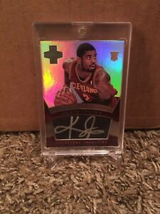 KYRIE-IRVING-2012-13-Panini-Innovation-RC-Rookie-Silver-Ink-Auto-INNOVATIVE-SP