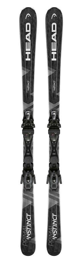 Head Ski - PRIMAL INSTINCT 2018 + Bindung PR PR PR 10 - 149cm - ebb207