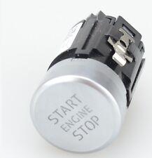 AUDI A4 S4 B9 8W Motorstart Motorstopp Motorstartknopf Start 8W1950217 Chrom