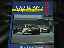 WILLIAMS FRANK BRUCE GRANT BRAHAM NELSON PIQUET PIERRES COURAGE NIGEL MANSELL