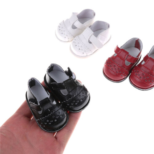 Doll Shoes Strap PU Leather Shoes For 16/'/' Sharon Dolls Clothing Accessory A Kn