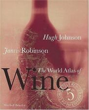 The World Atlas of Wine-ExLibrary