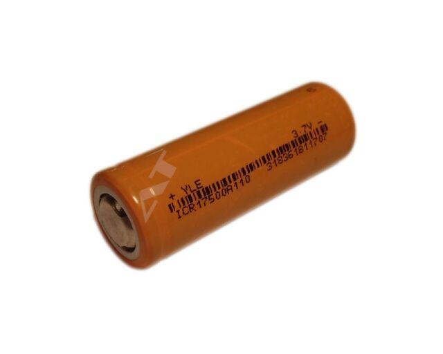 YLE 17500-A110 1100mAh 3,7V Li-Ion Akku