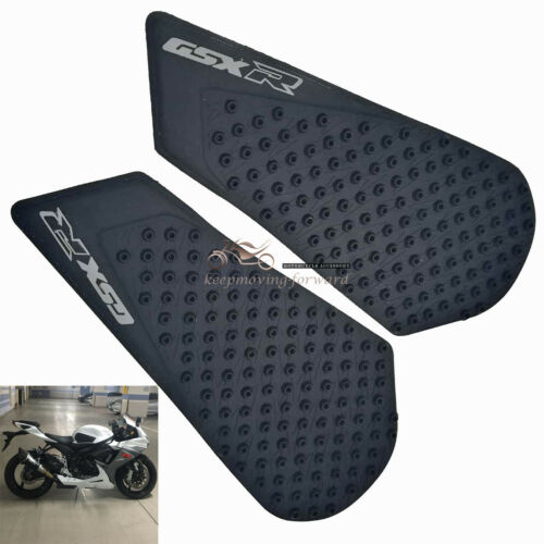 Rubber Traction Anti Slide Tank Pads Fit For Suzuki GSXR600//750 2011-2015 12 14