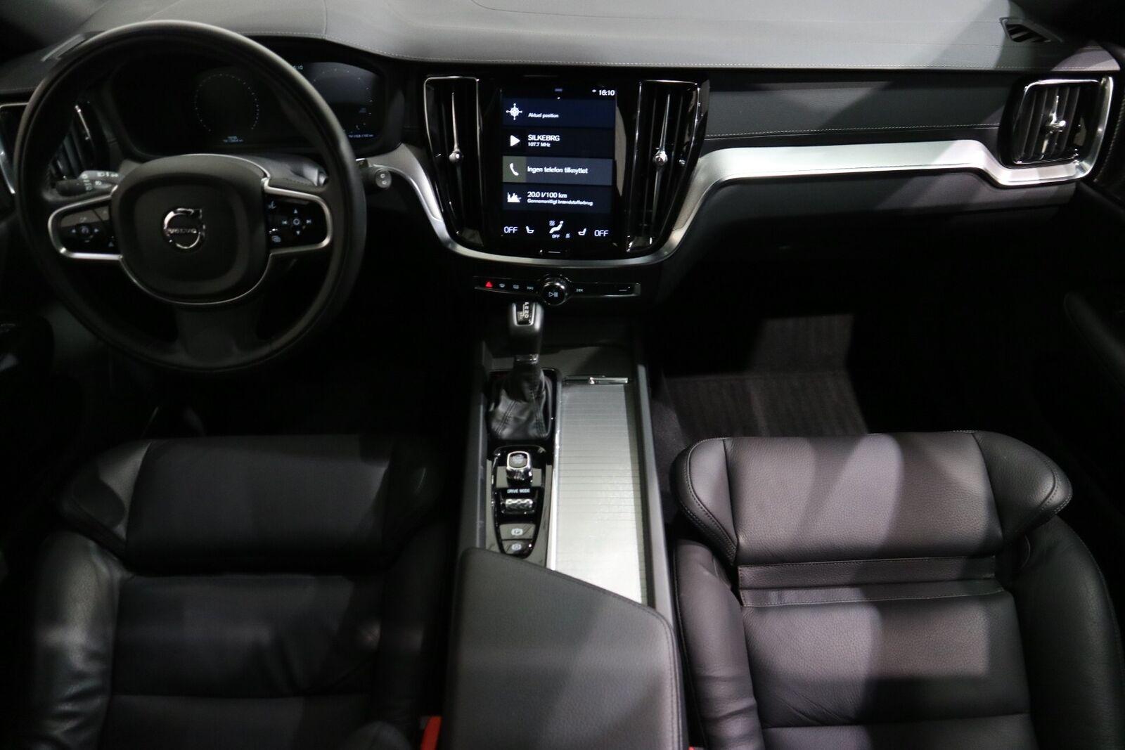 Volvo V60 2,0 D4 190 Inscription aut. - billede 16