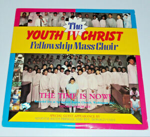 Gospel The Youth IV Christ Fellowship Mass Choir The Time Is Now Keith Pringle