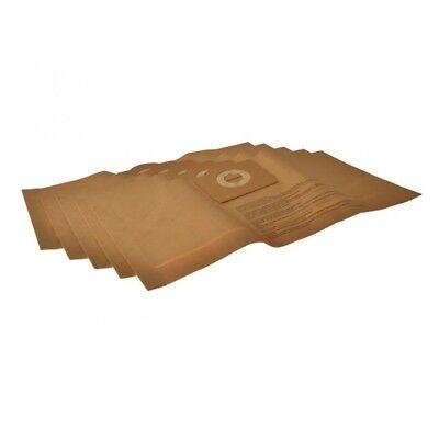 EARLEX WD1000 SERIES VACUUM CLEANER DUST BAGS - x5 BAGS