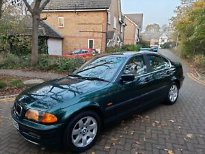 BMW-E46-323I-2-5-Manual-Saloon-Immaculate-Condition