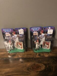 (2) Brand New 2000 Mark Mcgwire Starting Line Up St Louis Cardinals