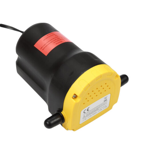 Öl-Absaugpumpe 60W Ölpumpe Absaugpumpe zum Ölwechsel Motoröl Heizöl 12V DIESEL
