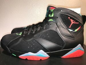 49a743da937797 Air Jordan 7 Retro 7 Barcelona Nights 705350-007 Mens Size 9.5 DS ...