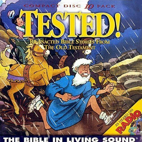 The Bible In Living Sound-`Tested! , Vol. 3` (US IMPORT) CD NEW