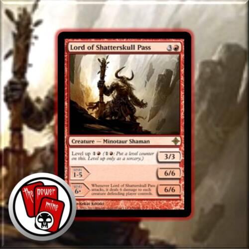 Lord of Shatterskull Pass ~ MTG Magic the Gathering Rare