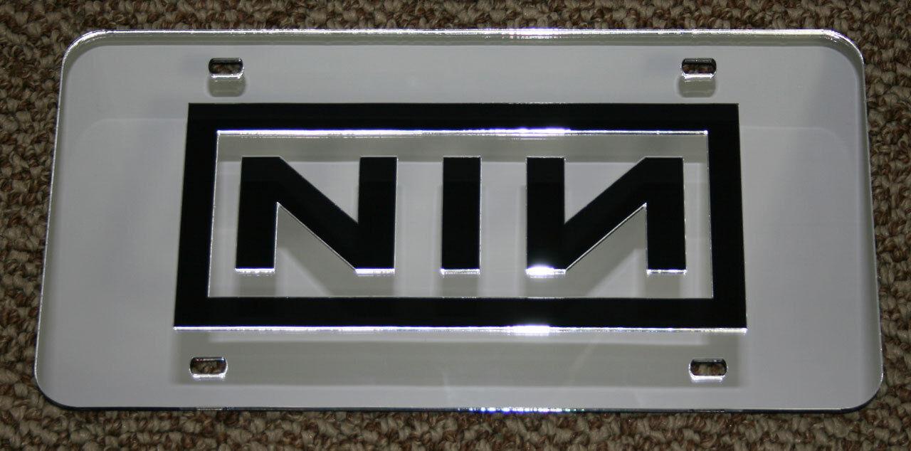 COBRA Commander Logo Red /& Chrome Laser Cut Mirror License Plate Tag G.I JOE