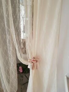 Tende Camera Da Letto.Tenda Tende Arredamento Shabby Chic Camera Da Letto Sala Soggiorno