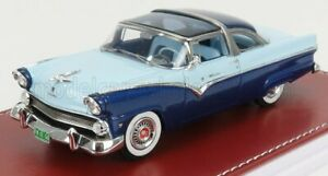 GREAT-ICONIC-MODELS 1/43 FORD USA | FAIRLANE CROWN VICTORIA 1955 | BLUE