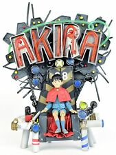 "AKIRA AND THRONE 6"" scale Action Figure Japan Anime Ser. 2 McFarlane Toys 2001"