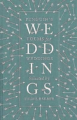 1 of 1 - Barber, Laura, Penguin's Poems for Weddings, Very Good Book