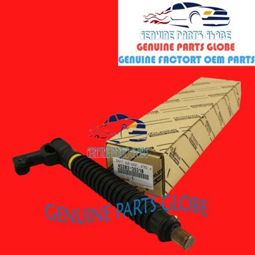 GENUINE TOYOTA 4RUNNER  FJ CRUISER GX470 LOWER STEERING COLUMN SHAFT 45203-35310