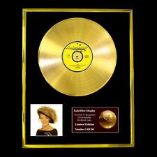 KYLIE MINOGUE / KYLIE CD  GOLD DISC VINYL LP FREE SHIPPING TO U.K.