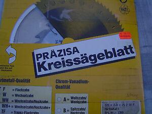 Hartmetll Sägeblatt 220x25mm - Deutschland - Hartmetll Sägeblatt 220x25mm - Deutschland