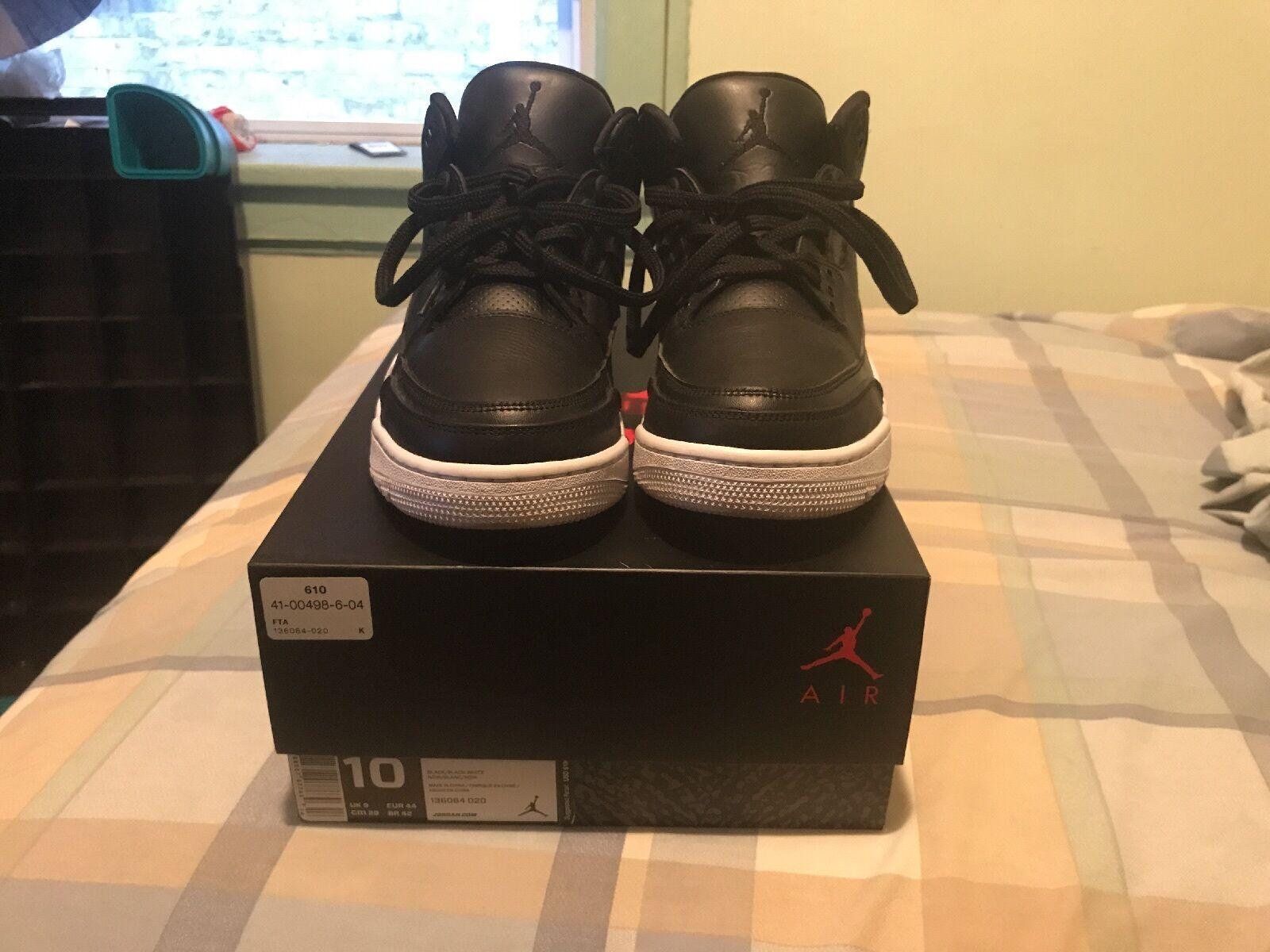 Jordan 3 Size Cyber Monday - Size 3 10 cf2b96