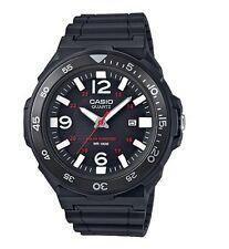 Casio Solar Powered Analog Watch, Resin, 100 Meter, Date,  MRWS310H-1BV