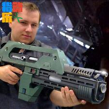 Alien Weapon Toy M41-A Pulse Rifle 1: 1 Assemble DIY Toy 3D Paper Model