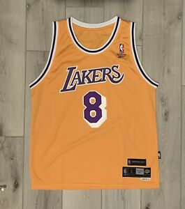 Kobe Bryant Los Angeles Lakers Reebok Swingman / Authentic Jersey ...