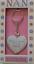 thumbnail 4 - Nan Metallic Key Ring. Great Gift For Birthday, Mothers Day. Choice of 3 Designs