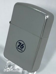 ✌️Vintage Park Industries Petrol Lighter Union 76 Made In USA Aluminum✌️🎗️🎗️