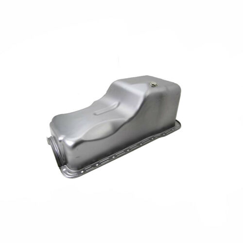 Bandit Engine Oil Pan 9532R; OE-Style 4.0 Quarts Raw for Ford Cars 351W SBF