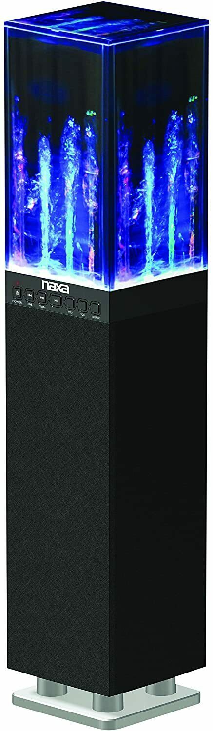 NHS 2009 Dancing Water Light Tower Speaker System with Bluetooth