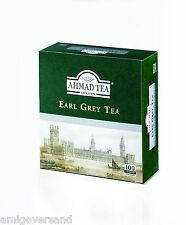 Ahmad TEA-Earl Grey Tea - 100 bustina del tè