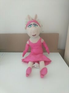 Disney-Store-Exclusive-Miss-Piggy-FELPA-BLANDA-JUGUETE-MUNECA-20-034-Muppets-Walt-Disney