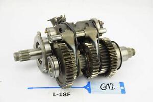 Yamaha-TDM-850-4TX-Getriebe-komplett