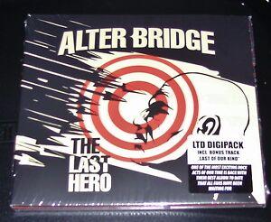 ALTER-BRIDGE-THE-LAST-HERO-LIMITIERTE-DIGIPAK-CD-SCHNELLER-VERSAND-NEU-amp-OVP