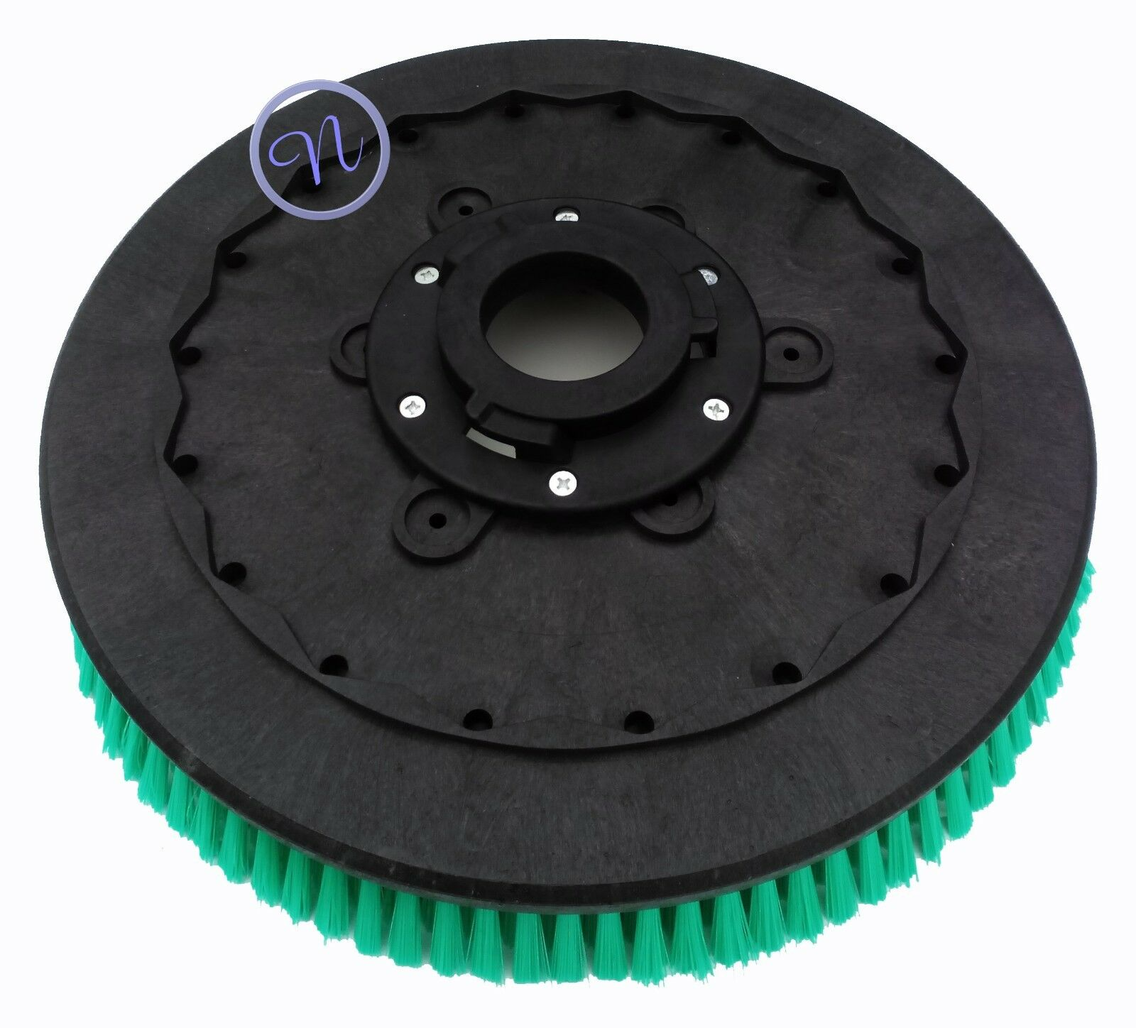 Victor 500 18  Poly Scrub Scrubbing Brush For Floor Polisher   Scrubber