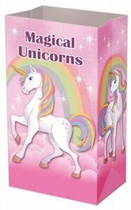 MAGICO-Unicorno-Di-Carta-Borse-Regalo-Festa
