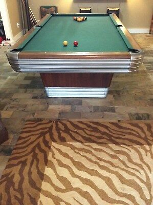 Brunswick Pool Tables Collection On EBay - Brunswick centennial pool table