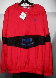 Puma Men S Cold Fusion Half Zip Pullover Evo Knit Red And